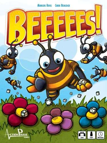 BEEEEES! by Action Phase Games