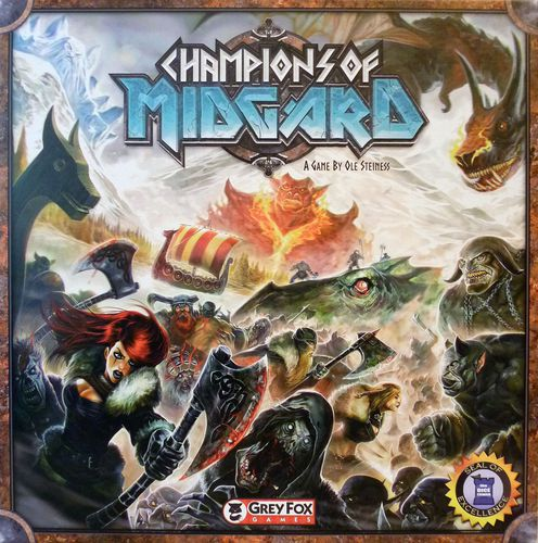 Champions of Midgard by Grey Fox Games