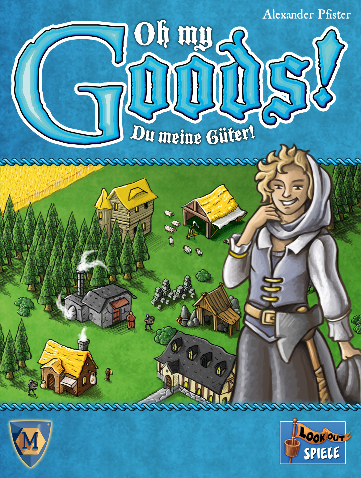 Oh My Goods! by Mayfair Games