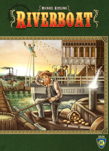 Riverboat by Mayfair Games