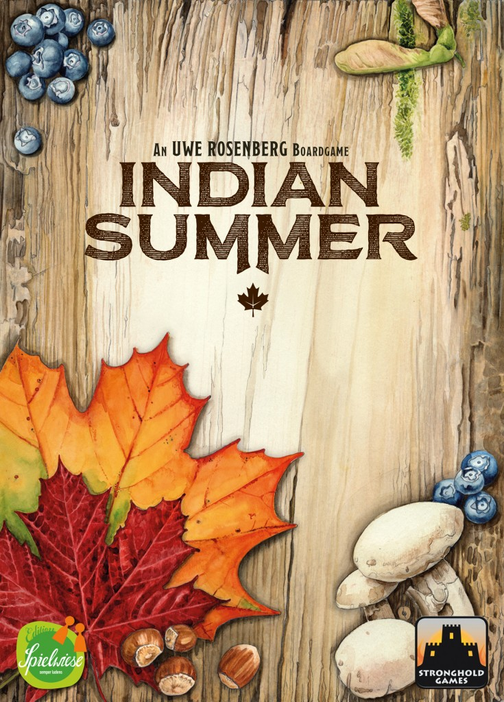 Indian Summer by Stronghold Games